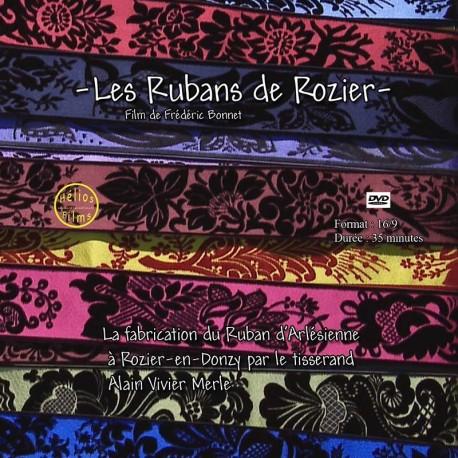 DVD Les rubans de Rozier