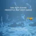 Gala de danse Freedstyle Feat Dizzy Danse 2019