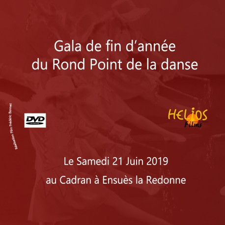 Gala de danse du Rond Point de la danse 2019