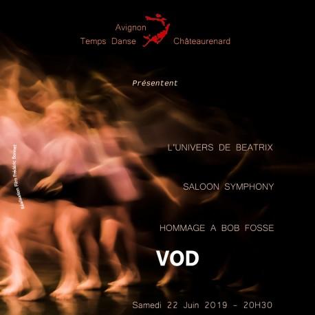 Avignon Temps Danse 2019